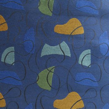 727 in 411 Calder Inspired Fabric